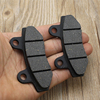 Brazil Hot Sell Twister Brake Pads CBX250 Motorcycle Brake Disc Pads