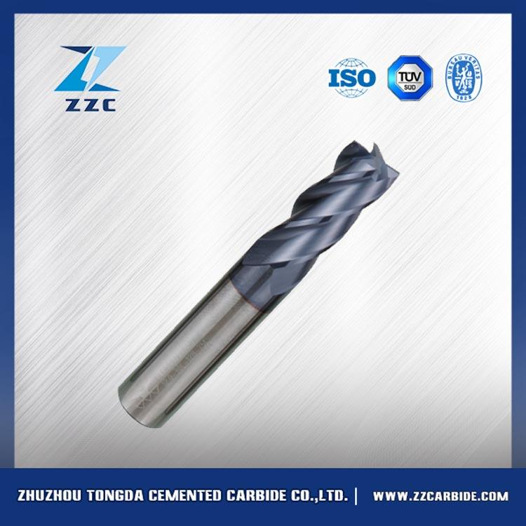 tungsten carbide round rods for formed cutter milling tools with different types