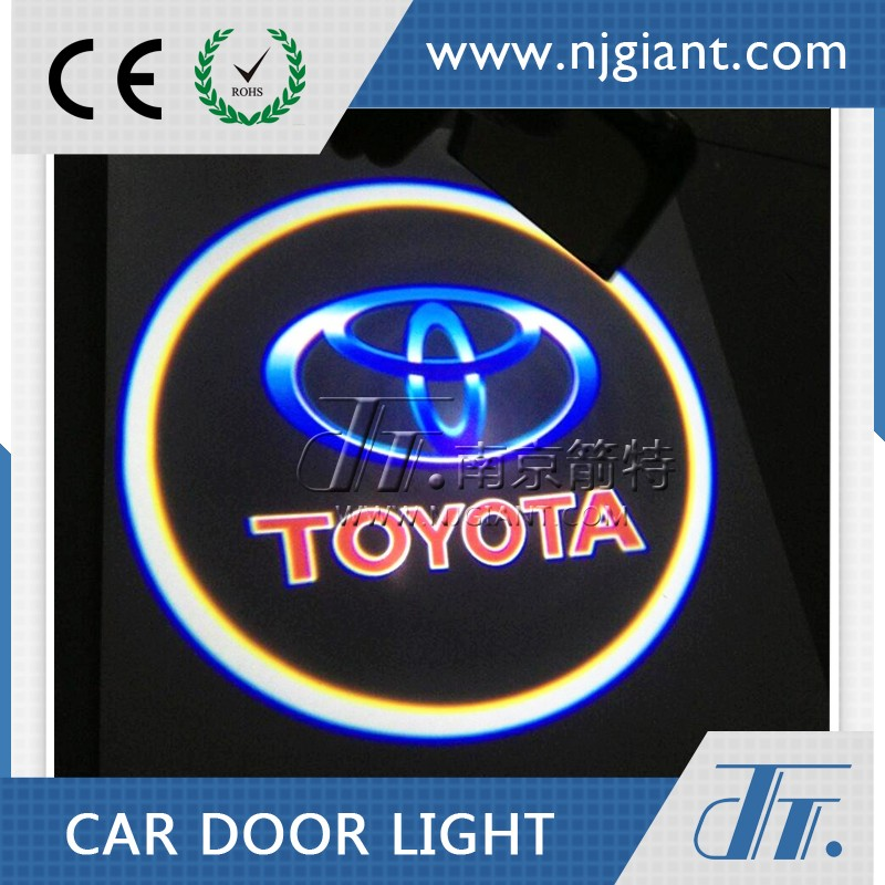 Car Led Logo For Toyota Car Led Logo For Toyota Suppliers And