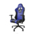 China factory comfort safety red swivel rocking gaming chair with wheel