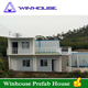 Light steel prefab modern house fabricated homes container housing unit