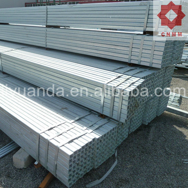 square gi pipe kinds of tube