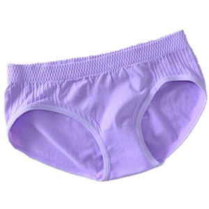 Top Quality Women's Nylon Spandex Seamless Panty Sexy Seamless Thong Panties