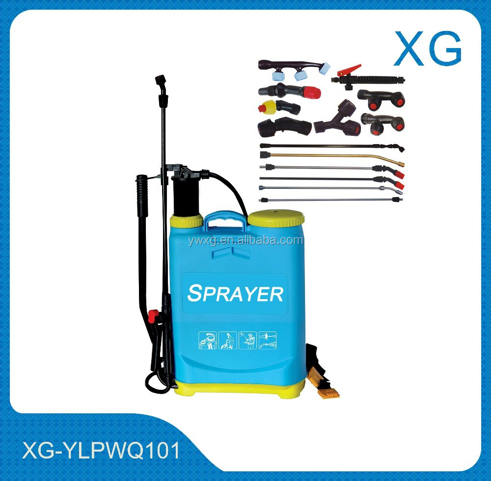 16L Knapsack Hand Sprayer/Manual pump agriculture sprayer/Electric sprayer
