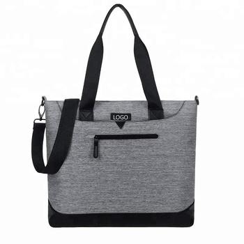 Nylon Multifunctional Classic Travel Office Handbag Women Laptop Tote Bag Product On