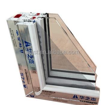 China cheap price upvc profile window pvc extrusion window for Cheap pvc door