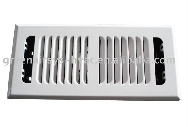Étage du Grille ( Air conduit grill, Diffuseur d'air, Air enregistrer )