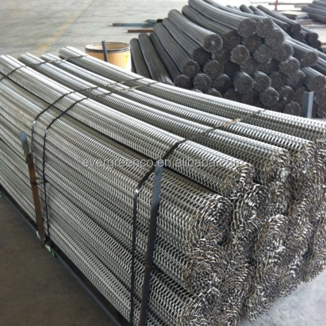 SUS304 410 430 321 316 Conveyor Belt Mesh Conveyor Belt wire mesh belt