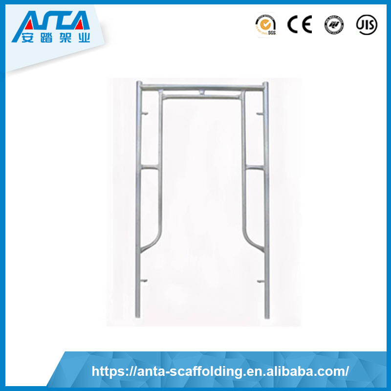 Low price of aluminum mobile scaffolding for wholesale