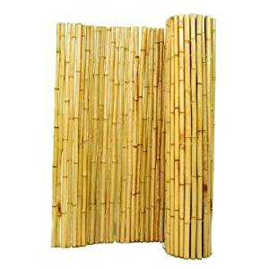 """Rolled Fence Size: 72"""" H x 96"""" W x 1"""" D"""