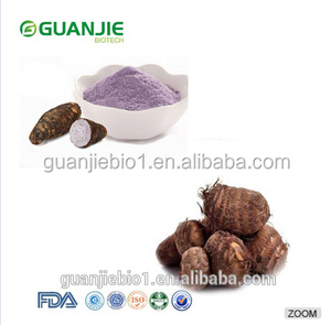 ISO certified organic taro extract powder/taro flavor powder