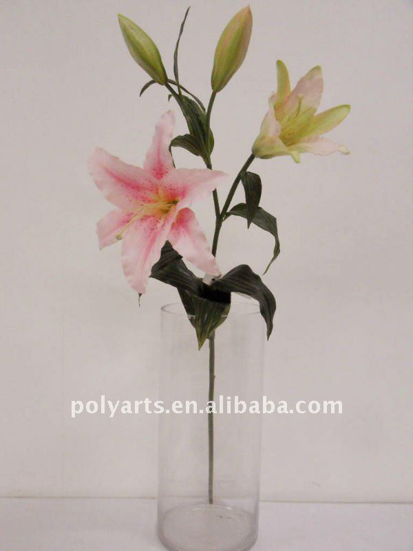 Tiger Lily Casablanca Lily Natural Touch Artificial Flower