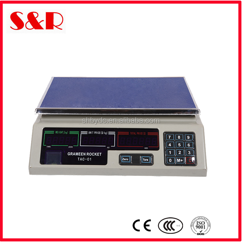 digital price computing weighing machine weight <strong>scale</strong> 4-20ma