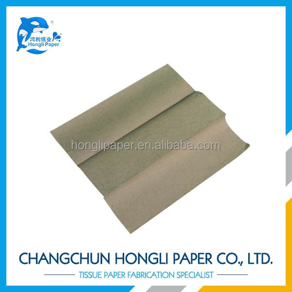 disposable multifold paper hand towels for bathroom