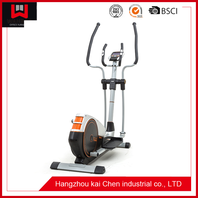 Most durable 8 levels adjustment magnetic control upright bike