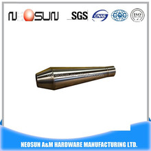 stainless steel motorcycle exhaust muffler for bmw
