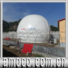 Soft membrane biogas storage tank & volume,shape, type customizing