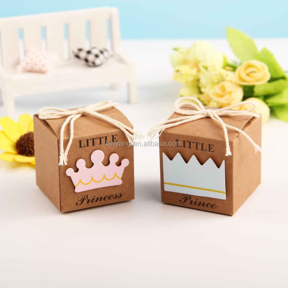 Famous Brand Small Paper Wedding Gift Boxbags With HandlesHigh