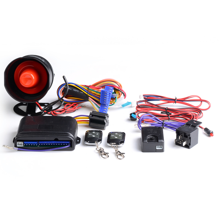 Best Selling Mini Micro Car Alarm System With Side Door Delay Buy