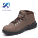 Action Leather Upper Steel Shank Dule PU Outsole Safety Shoes in Egypt