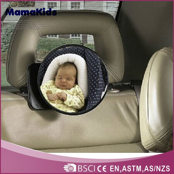 Drive safely without attention your kids all the way if you have car baby mirror