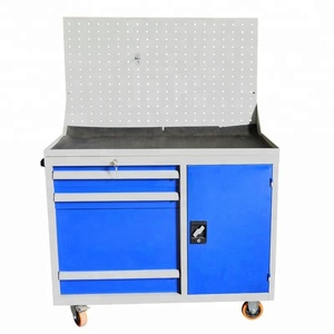 OEM Tool Box Roller Cabinet Workforce Workbench Tool Drawer Cabinet