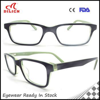 Advantage Fancy Vogue Two Color Optical Glasses Frame Wholesale ...