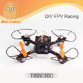 Minitudou CoretexRc Tiny100 New Micro FPV Racing Drone ARF Version Quadcopter With OSD 5 8G 600TVL