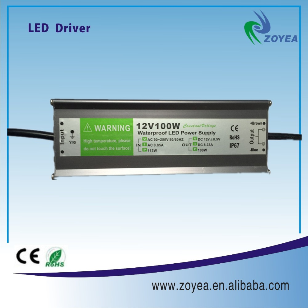 Hot Sale Waterproof Led Driver Circuit Ip67 Led Power Supply ...