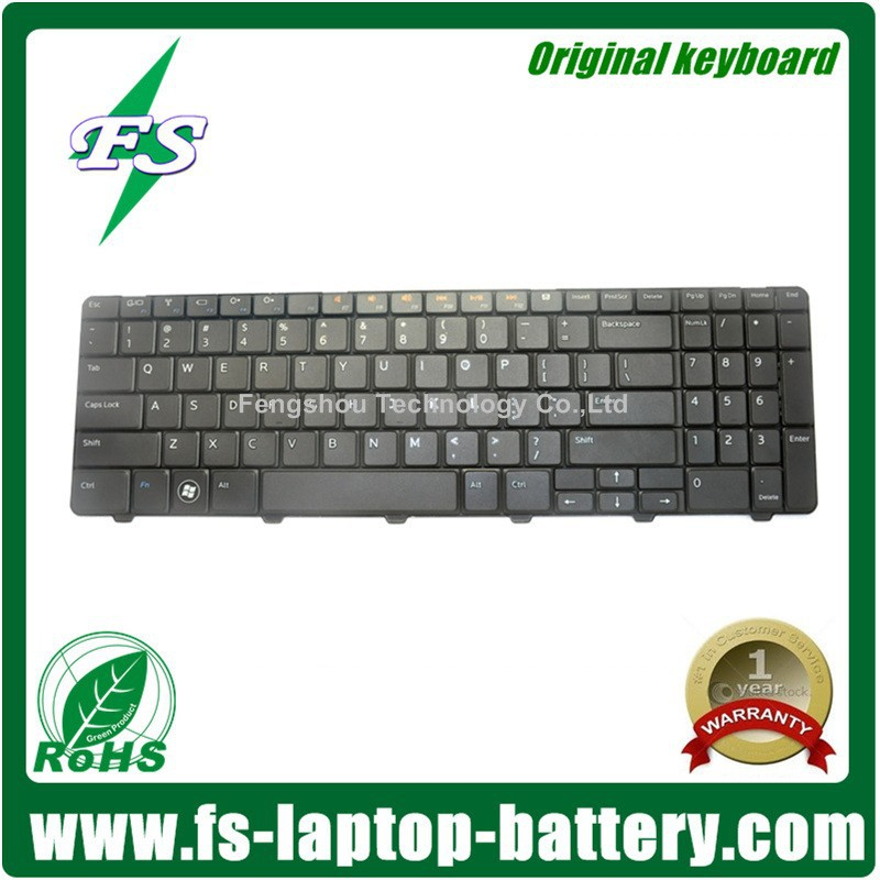 Computer accessories original laptop gaming keyboard for DELL Inspiron N5010 M5010 15 cheap keyboards laptop external keyboard