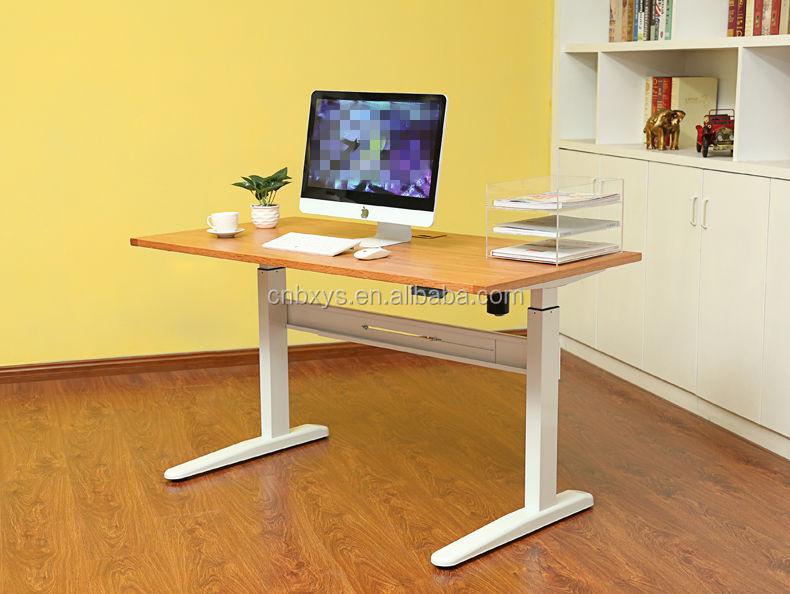 patas de metal mesas elevadoras para estudiar oficina y computure manual y elctrico de