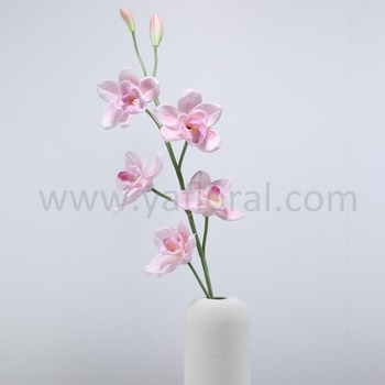 Light pink real touch wholesale orchid artificial orchid flower light pink real touch wholesale orchid artificial orchid flower arrangements mightylinksfo