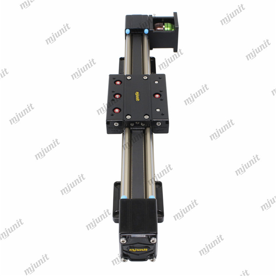 mjunit 750mm stroke length Cnc 15kg load low price linear guide rail for one axis drive