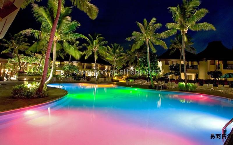 Hj8001-12v Ss Multicolor Underwater Par 56 Led Swimming Pool ...
