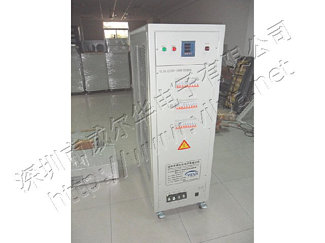 415V 100kVA inductive and capacitive load bank for PF controller