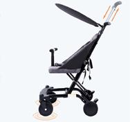 סגנון חדש את הטוב ביותר באיכות מתקפל תינוק עריסה חשמלית נדנדה מיטת נדנוד עריסה