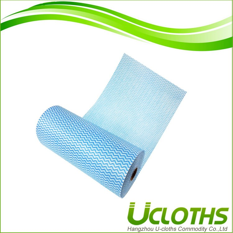 China OEM factory roll for cleaning clothes