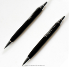 heavy promotional metal ballpoint pen with logo