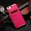 For iphone 7 cover cellphone leather case for iphone 7 with card slot