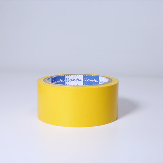 PVC single color and double colors floor marking tape