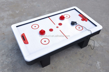 Portable Kids Gift Hockey Table Mini Game Top Push Air Hockey Fashion And  Funny Ice Hockey