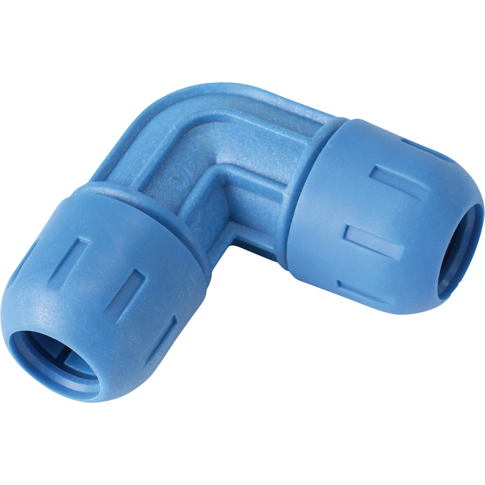 "3/4"" Rapid Air FastPipe 90-Degree Elbow Fitting Quality Compressed Air Piping"