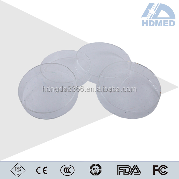 Hdmed High Quality Glass/plastic Petri Dish Cell Culture Dish ...