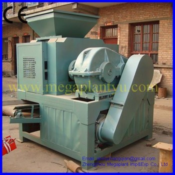 Anthracite Pillow Round Shape Charcoal Briquetting Machine ...