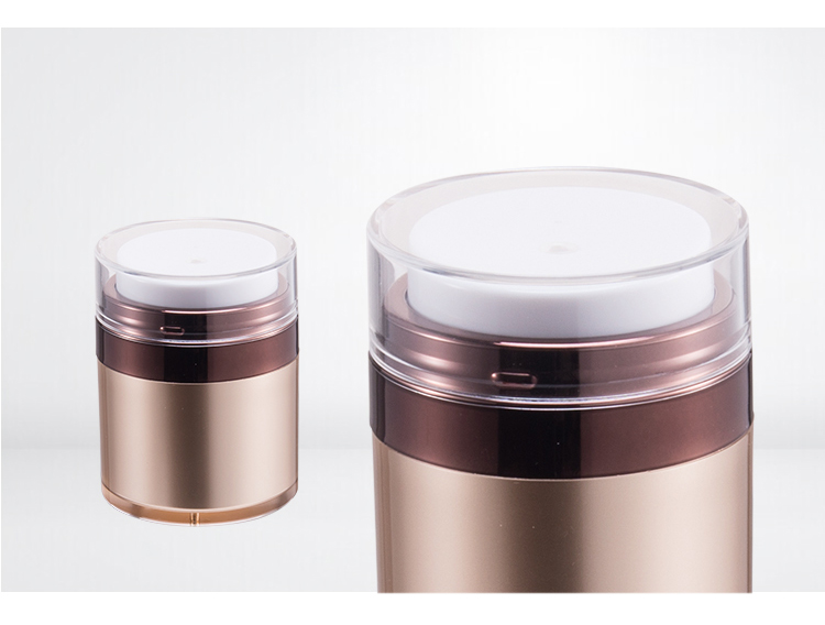 High quality OEM colorful eco-friendly cosmetic packaging luxury cream jars