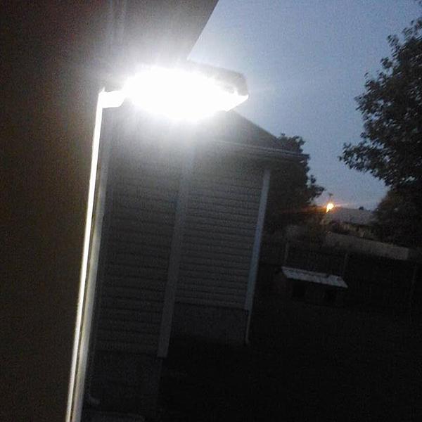 Dual Mode Outdoor Floor Lamp Pir Motion Detector Sensor Light Wall ...