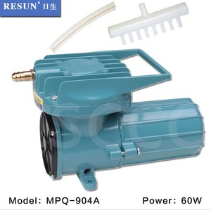 24V electromagnetic direct current air pump oxygen increasing machine can be loaded with air pump.Direct current air compressor