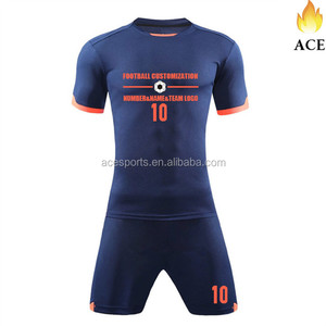 Newest Styles Men Soccer/Football Suits,Dry Fit Breathable Sport Uniform
