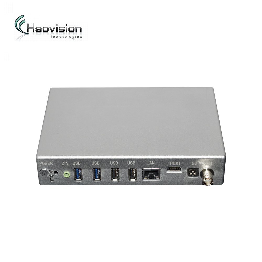 Excellent video quality Portable Network iptv h.264 streaming encoder rtmp pull&push streams