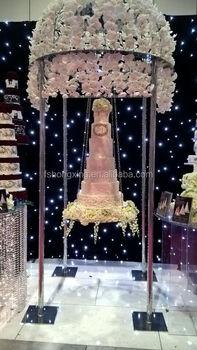 2016 Hot Sale Hanging Wedding Cake Stand